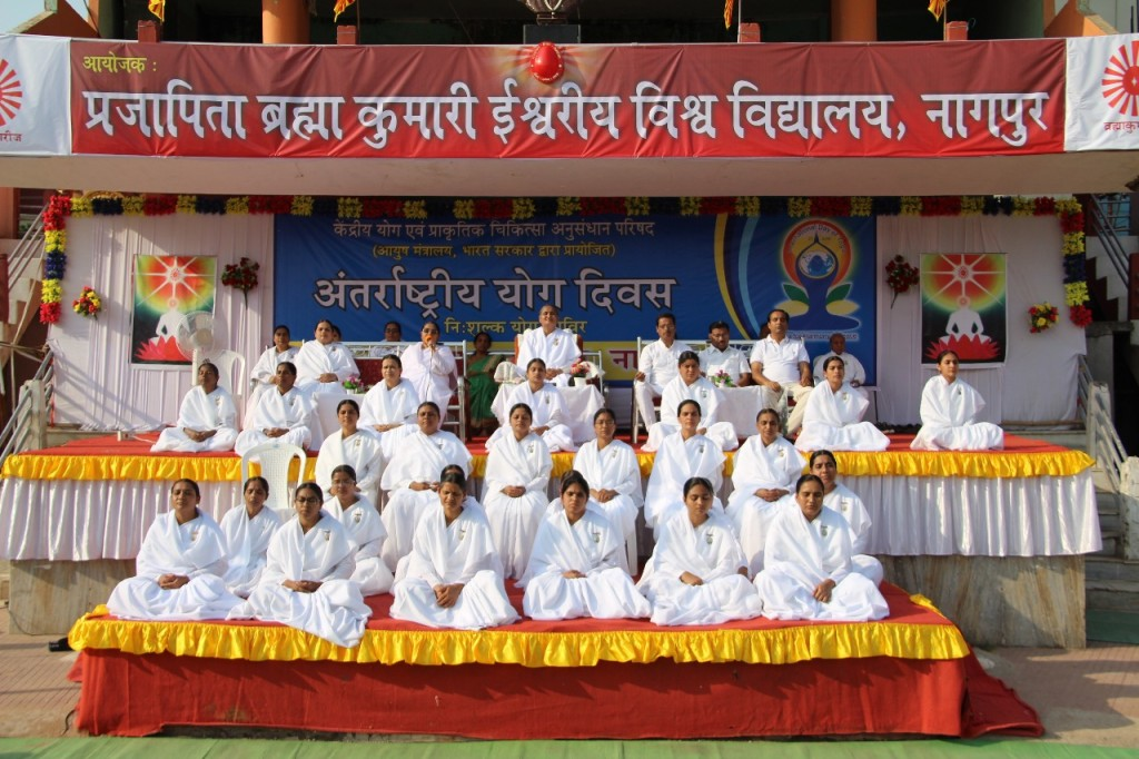 nagpur yoga Day 8